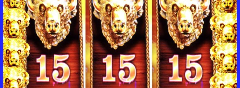 BUFFALO GOLD FIX! OLGA COMPLETES THE COLLECTION! BIG WINS! | Slot Traveler