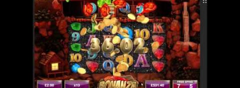 Bonanza Mega Big Win | Big Time Gaming | Winning Room Casino
