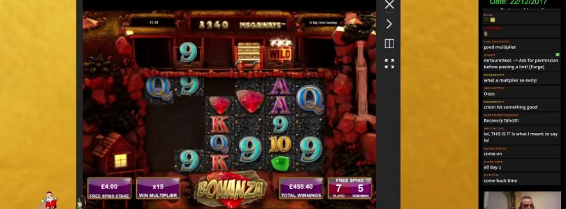 Bonanza Big Win | Big Time Gaming | Winning Room Casino