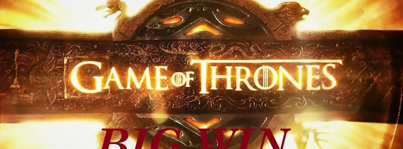Game of Thrones slot BIG WIN!