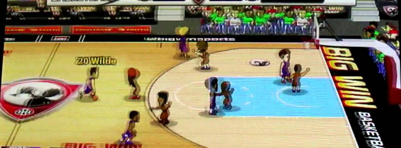 Big Win Basketball Android Gameplay