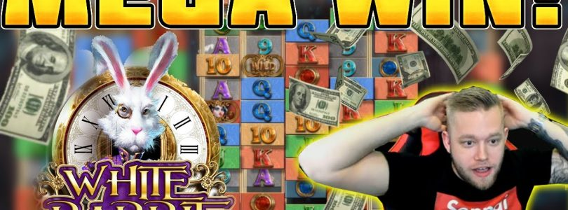 MEGA WIN! BIG WIN on WHITE RABBIT Online slot! AMAZING BONUS! 3 RETRIGGERS!