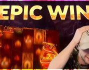 EPIC WIN! Dragons fire megaways BIG WIN — Casino Games from Casinodaddy live stream