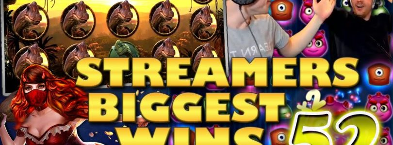 Streamers Biggest Wins – #52 / 2019