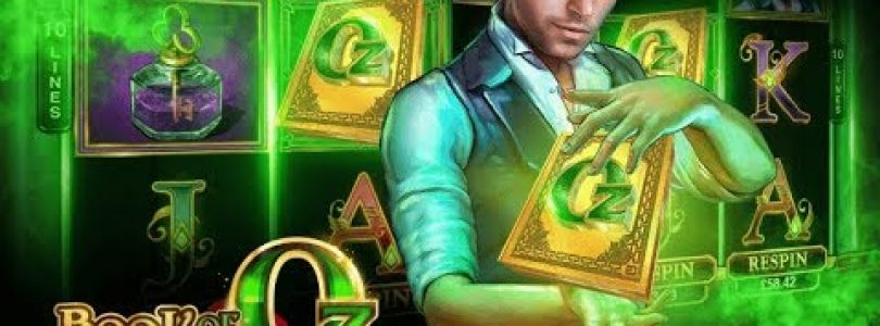Занос в   Book of Oz, в Pin-Up Casino, Big Win