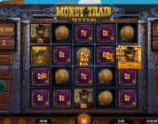 SLOT MONEY TRAIN — MAX 50.00 EUR BET AND BIG WIN !!!
