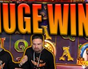 HUGE WIN on HERCULES AND PEGASUS Slot — Casino Stream Big Wins