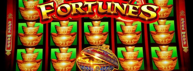 Rising Fortunes Slot Machine Bonuses Won & Big Win — AWESOME SESSION