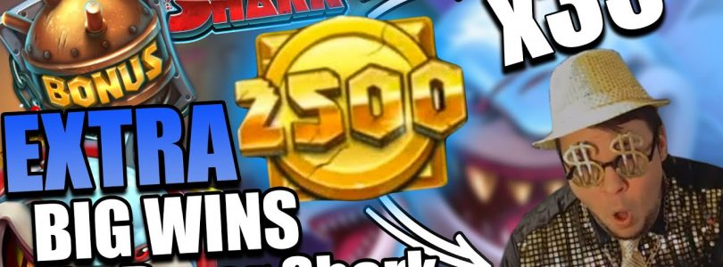 Streamer mega win 31.000 € on Razor Shark — Top 5 Big wins in casino slot