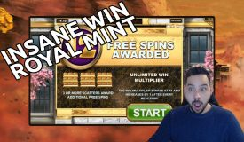 Royal Mint big win — Freshly released and already a massive win