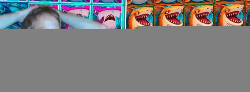 The Razor Shark top 5 BIG WINS — Record win on casino slot